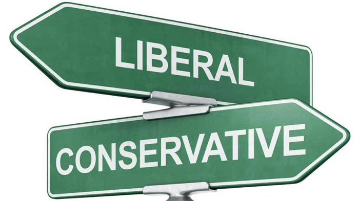Get Results: Liberal conservative