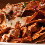 Asian Nachos – two ways!