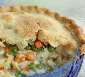 Best Chicken Pot Pie Recipe with Saucey Sauce