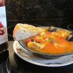 Spicy Bouillabaisse Stew