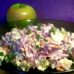 10-MINUTE ASIAN APPLE SLAW