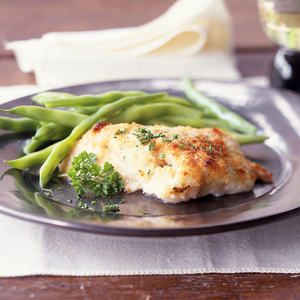 Saucey easy baked fish fillets