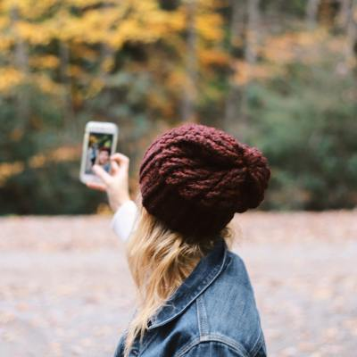 One tip to perfect your next selfie video