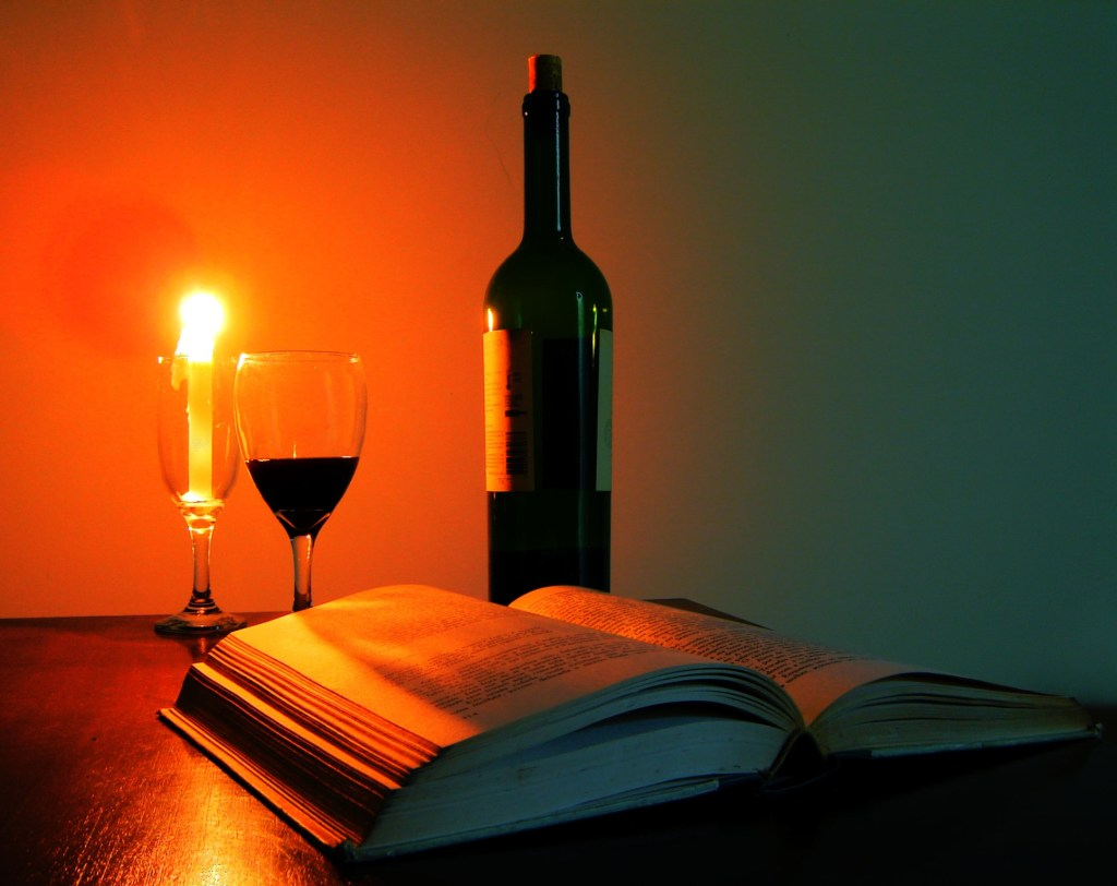 book and wine club