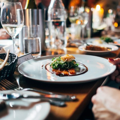 Building a restaurant based on Yelp reviews