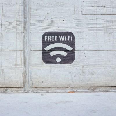Find free WiFi anywhere