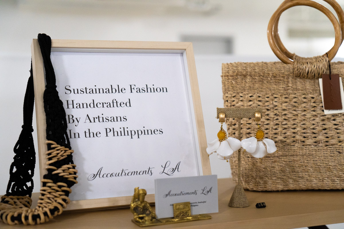 Sustainable fashion from the Philippines