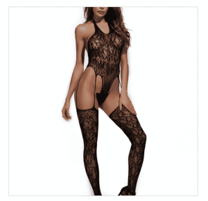 Bodystocking Sexy Erotic Lingerie Costumes Teddies Body Suits Crotchless Babydoll Underwear