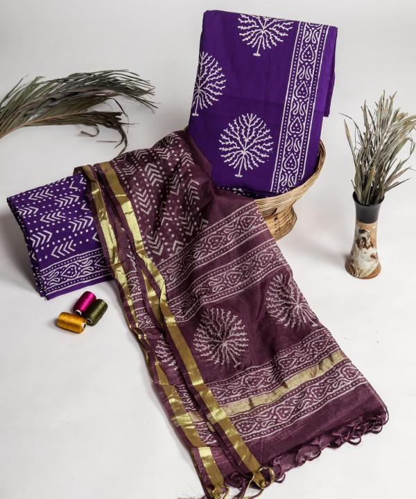 Kota Dupatta Printed with Best Discount with Free Shipping