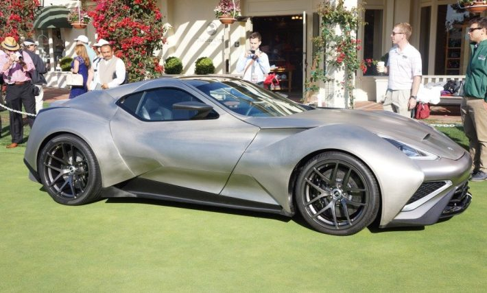 Icona Vulcano Titanium | 25 Expensive Cars