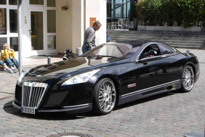 Maybach Exelero | 25 Expensive Cars