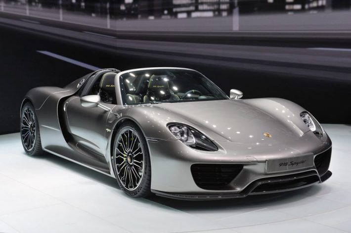 Porsche 918 Spyder | 25 Expensive Cars