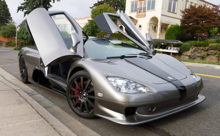 SSC Ultimate Aero | 25 Expensive Cars