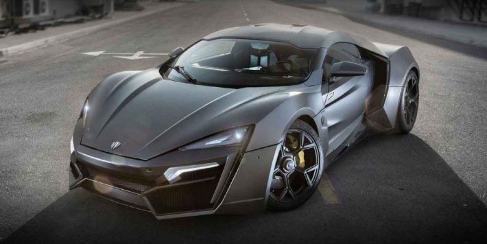 W Motors Lykan Hypersport | 25 Expensive Cars