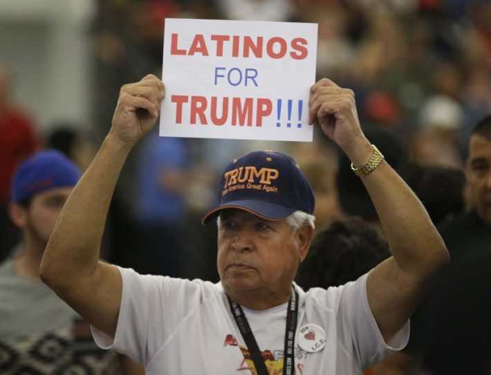 Donald Trump | Latino People Love Trump