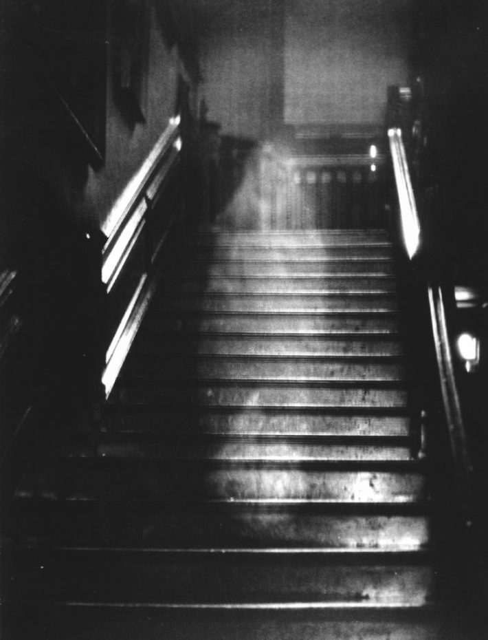 The Brown Lady of Raynham Hall