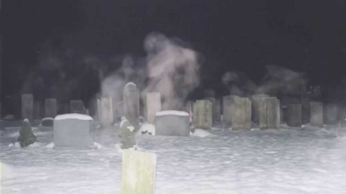 The Union Cemetery Ghost