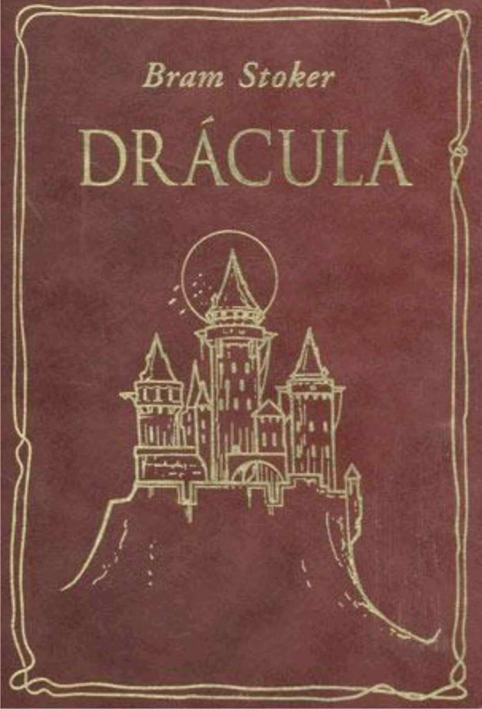 Dracula by Bram Stoker | 25 Scary Books That Will Keep You Up All Night Awake