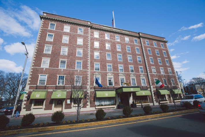 Hawthorne Hotel - Massachusetts | 25 Most Haunted Hotels of the World