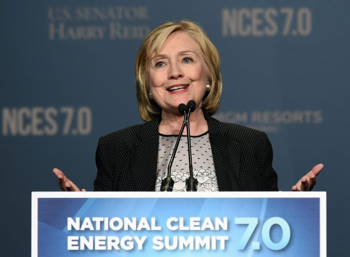 Hillary Clinton | Believes in Science