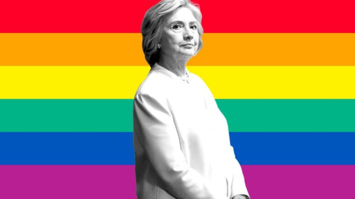 Hillary Clinton | LGBT supporter
