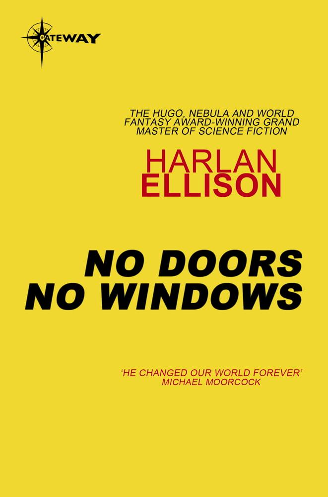 No Doors, No Windows by Harlan Ellison | 25 Scary Books That Will Keep You Up All Night Awake