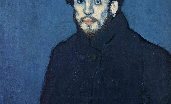Self Portrait of Picasso   Painted by Pablo Picasso   25 Most Expensive Paintings in the World