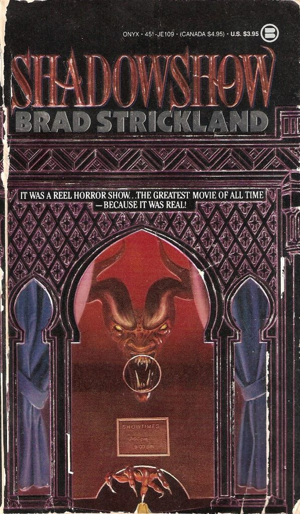 ShadowShow by Brad Strickland | 25 Scary Books That Will Keep You Up All Night Awake