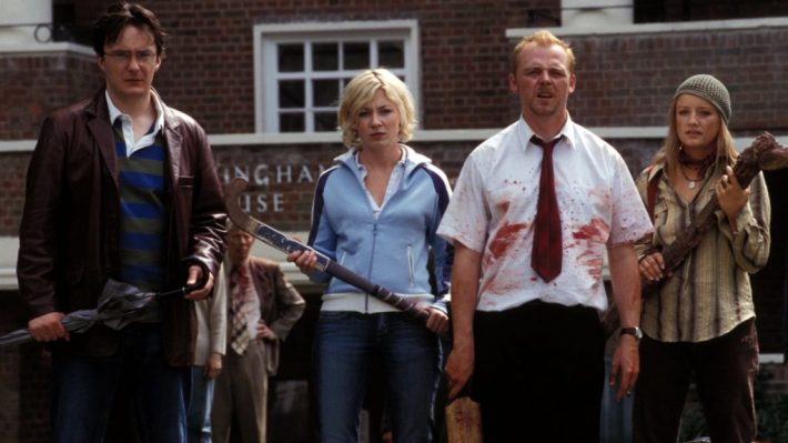 Shaun Of The Dead | Horror Movie