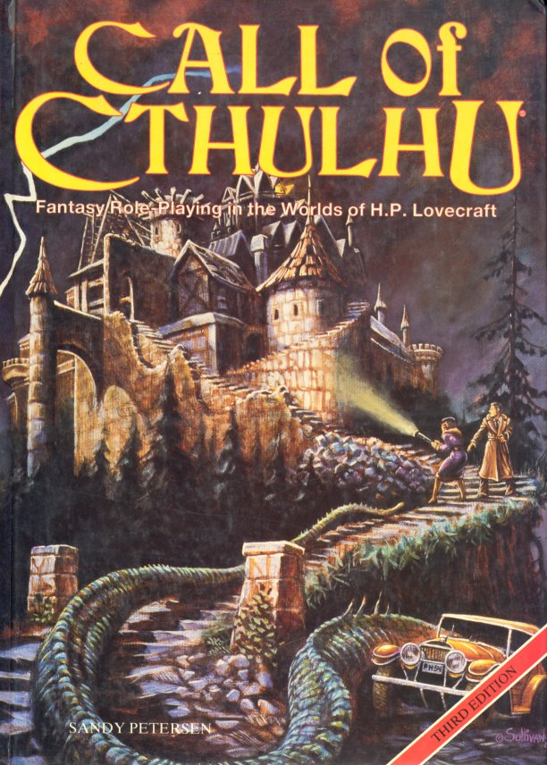 The Call of Cthulhu by H.P. Lovecraft | 25 Scary Books That Will Keep You Up All Night Awake