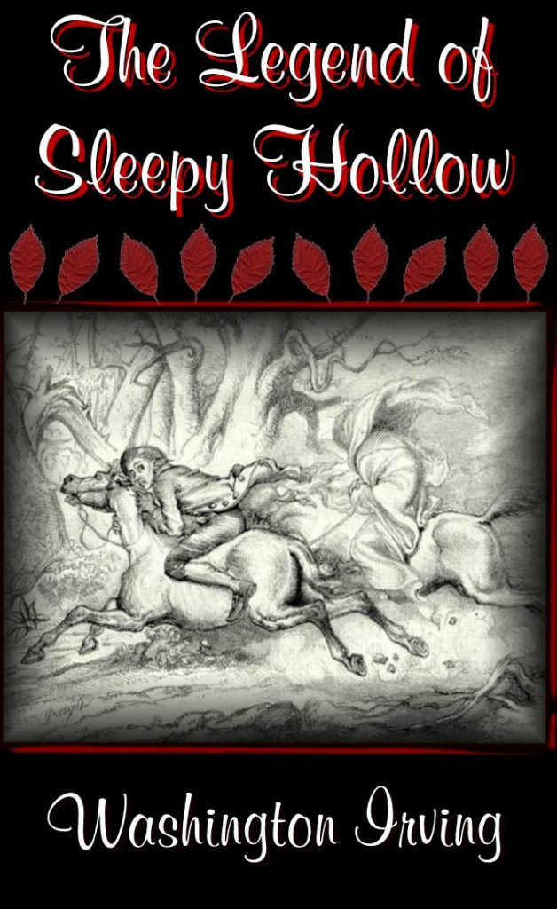 The Legend of Sleepy Hollow by Washington Irving | 25 Scary Books That Will Keep You Up All Night Awake