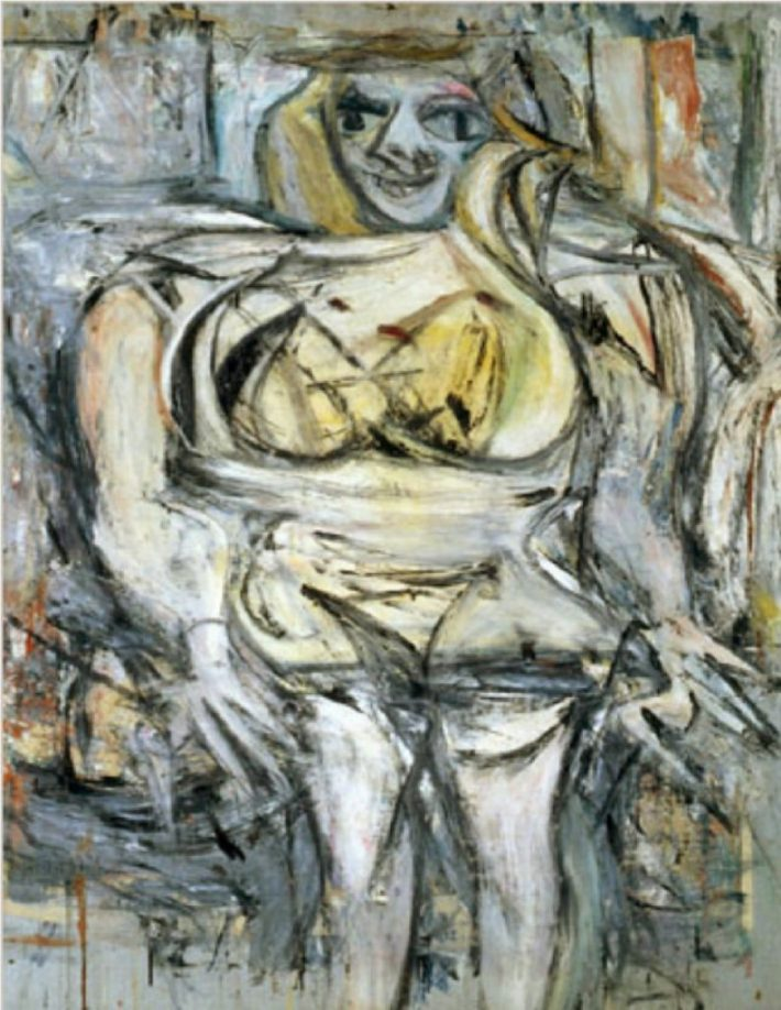 Woman III | Painted by Willem de Kooning | 25 Most Expensive Paintings in the World