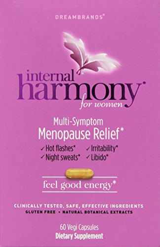 Dream Brands Internal Harmony Feel Good Energy, 60 Count