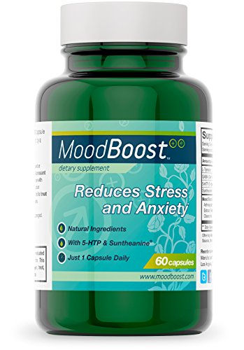 Mood-Boost-Natural-Stress-Anxiety-Relief-and-Relaxation-Formula-by-LES-Labs-60-Vegetarian-Capsules-with-5-HTP-Passion-Flower-L-Tyrosine-Suntheanine-L-Theanine-Ashwagandha-Rhodiola-Rosea-Lemon-Balm-Cha-0
