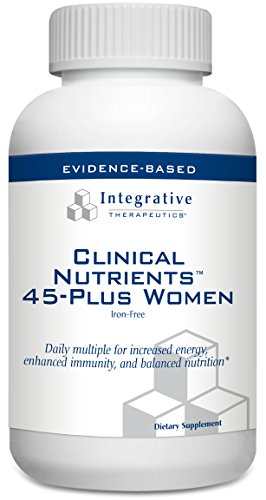 Integrative Therapeutics – Clinical NutrientsTM 45-Plus Women – 180 tabs (Premium Packaging)