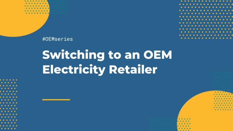 switching oem retailer