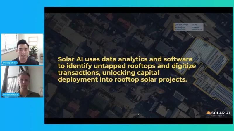 solar ai singapore engie innovation festival presentation