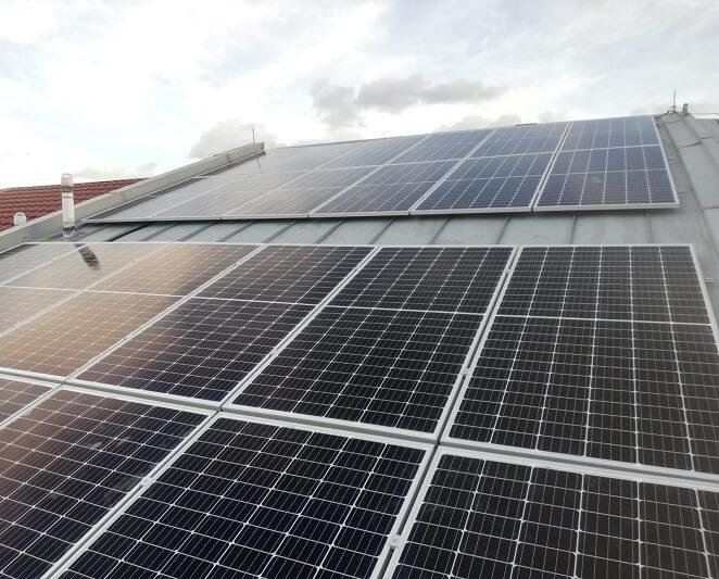adrian solar panel system