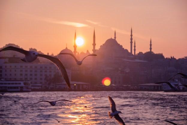 Ferry to Kadıköy