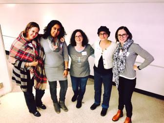 Girl Geeks organizers and facilitators