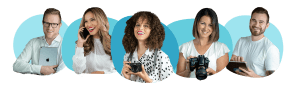 Teams of Professional Photographers