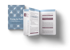Pricing For Profit Mockup Book