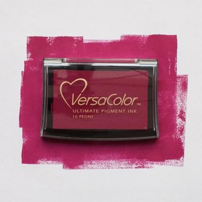 dark pink ink pad