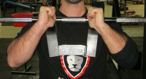 GS Front Squat Harness All-Sport (New Compact Design) - LARGE