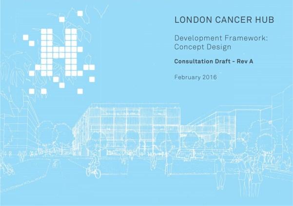 Sutton2031_Draft London Cancer Hub Development Framework_Page01