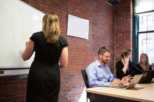 No Fast Track For Developing Leaders