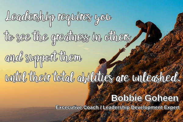 How Leaders Develop Other Leaders