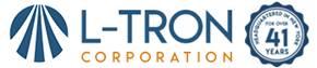 l-tron company logo