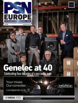 Pro Sound News Europe - Genelec at 40