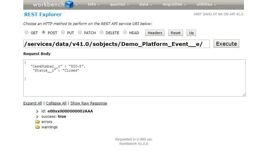 Deliver Custom Notifications with Platform Events - GetTheKT